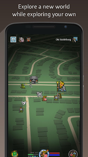 Orna: The GPS RPG apklade screenshots 1