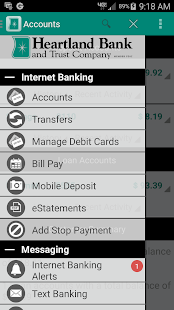 Heartland Bank Mobile- screenshot thumbnail