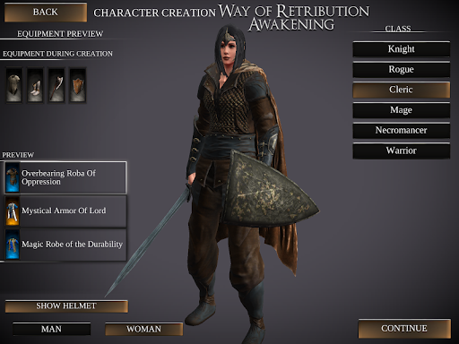 Way of Retribution: Awakening 2.899 screenshots 20