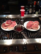 Photo: I missed the night of filets, but wish I hadn't!.