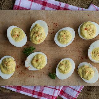 Potluck Eggs Recipes.
