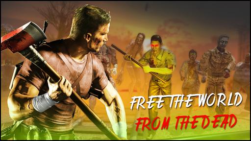 Code Triche zombies : grandiose zombies tireur -jeu de tir  APK MOD (Astuce) screenshots 1