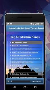 Top 50 Muslim Songs - náhled