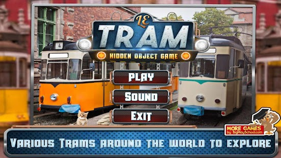 Free New Hidden Object Games Free New Le Tram- screenshot thumbnail