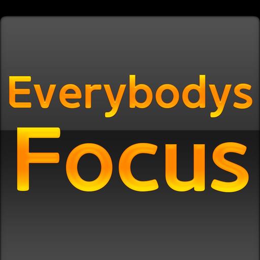 Everybodys Focus 拼字 App LOGO-APP開箱王