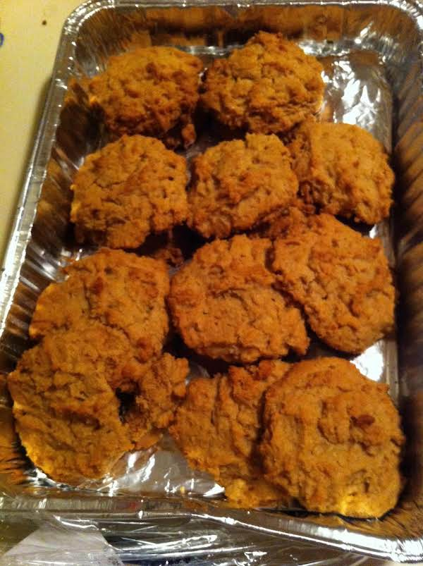 Jacky's Chewy Peanut Butter Cookies