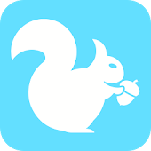 Squirrel Bucket List Goals app