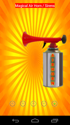 Magical Air Horn