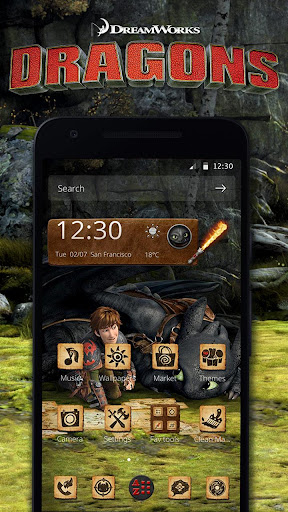 How to Train Your Dragon Adventure Launcher photos 1