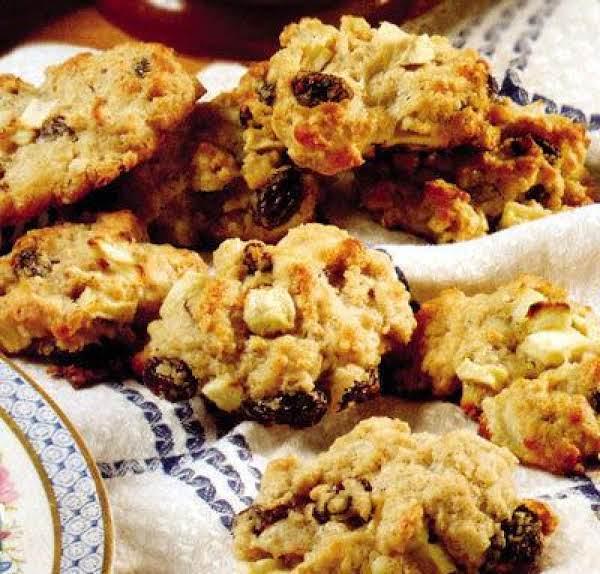 Cream Havarti And Apple Cookies Recipe