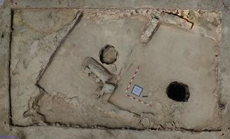 Hallazgos en las excavaciones de Bayra