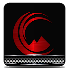Exec Red Icon Pack icon