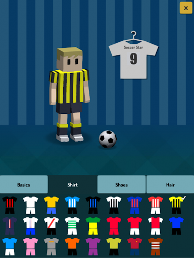 ud83cudfc6 Champion Soccer Star: League & Cup Soccer Game screenshots 5