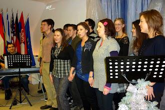 Photo: Fiatal vendégeink eresztik ki hangjukat saját és mindannyiunk örömére
