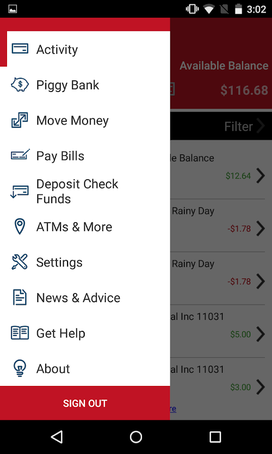 Money Network® Mobile App- screenshot