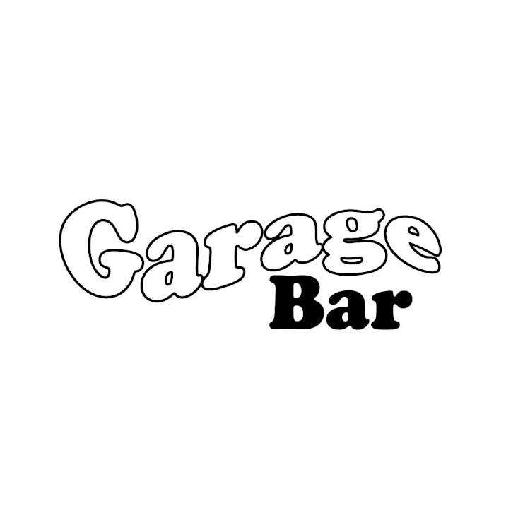 Logo for Garage Bar at San Pedro Square Market