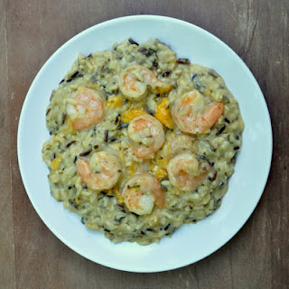 Shrimp & Wild Rice Casserole