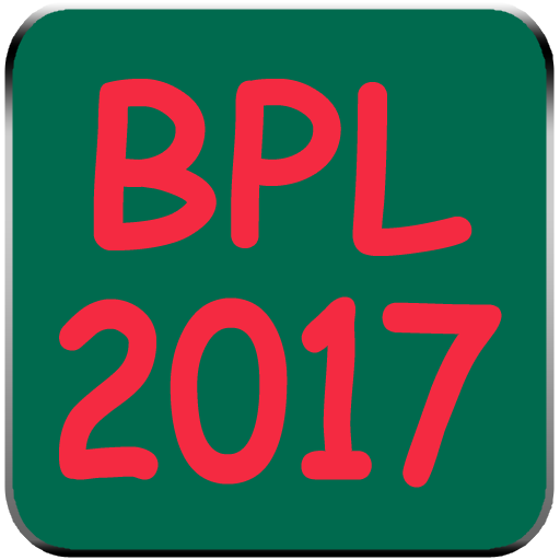 Live BPL Score and TV 2017