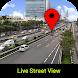 ライブ 通り 見る 地図 HD: GPS 音声 ルート ファインダ