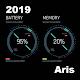 Technology Launcher -- Aris Theme Android apk