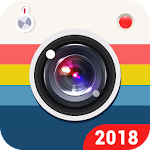 HD Camera Selfie Beauty Camera Icon