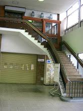Photo: 二階にはレストランか喫茶店があったようだが 閉店した模様。