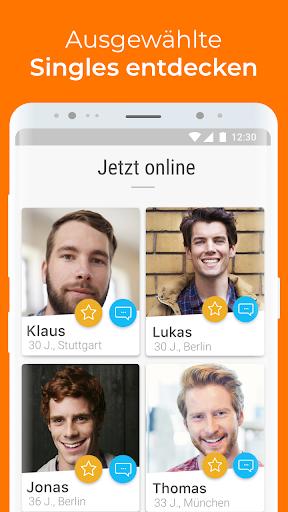 LoveScout24 : Flirt, Chat, Dating App fu00fcr Singles 5.28.1 screenshots 7