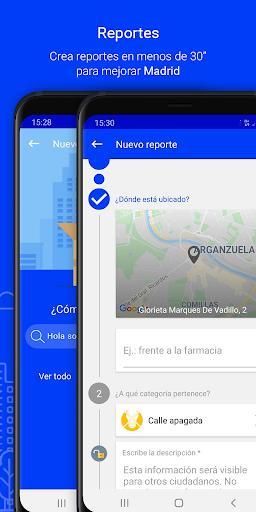Avisos Madrid screenshot 4