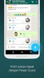 WhatsApp Messenger MOD 4