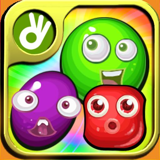 消除豆比小游戏 休閒 App LOGO-硬是要APP