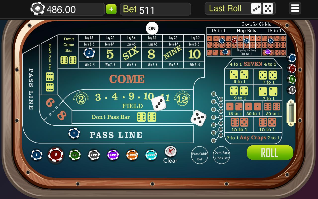 casino game 3 dice 4