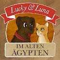 Lucky & Luna im alten Ägypten icon