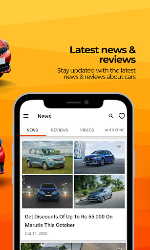 CarDekho: Buy/Sell New & Second-Hand Cars, Prices screenshot 4