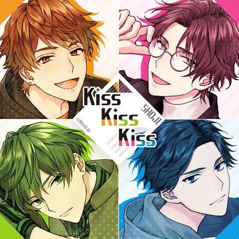 Kiss Kiss Kiss(「MintLip」レーベルシチュエーションCD「A's×Darling」シリーズ主題歌)