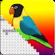 Nice Birds Pixel Art: Coloring By number APK