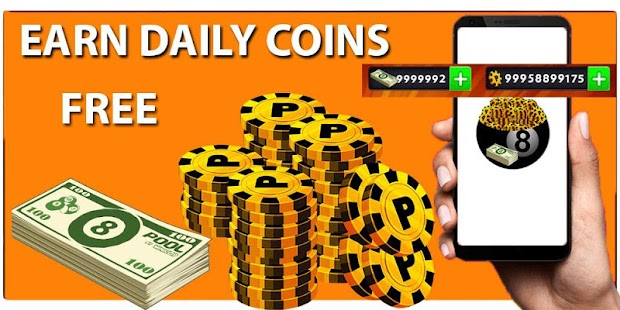 8 Pool Daily Rewards Free - náhled