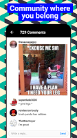 screenshot of 9GAG: Funny Gifs, Pics, Memes & Videos for IGTV