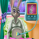 Judy Hopps Maternity Doctor Icon