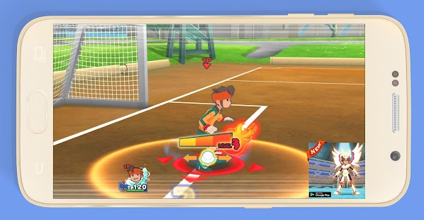 Guide Inazuma Eleven Go Strikers Football Game - náhled
