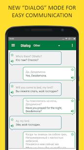Translator PROMT.One + dictionary & phrasebooks! Mod 20.1.315 Apk [Unlocked] 2