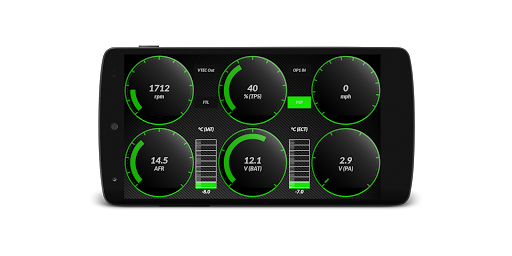 TunerView for Android 1.5.3 screenshots 1