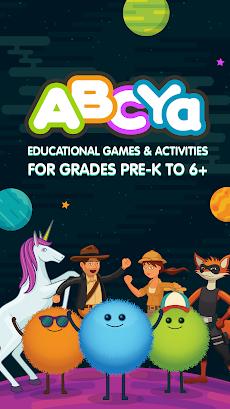 ABCya! Gamesのおすすめ画像1