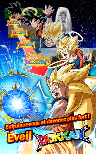 DRAGON BALL Z DOKKAN BATTLE  captures d'u00e9cran 4