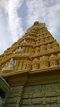 Photo: Chamundi temple