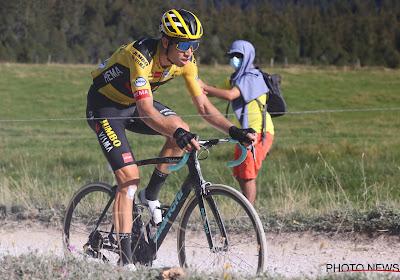 """Wout van Aert ook richting einde van de Tour nog op top van zijn kunnen: """"Geen tekenen dat het minder gaat"""""""