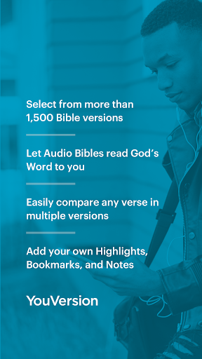 YouVersion Bible App + Audio, Daily Verse, Ad Free 8.12.1 screenshots 1