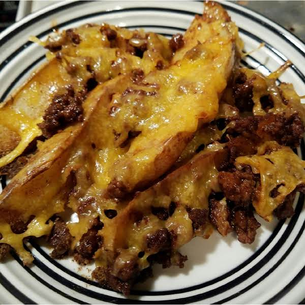Cheesy Barbecue Fries Recipe