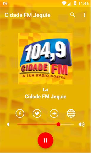 Cidade FM Jequie ss1