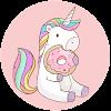 Cute bbackgrounds - kawaii unicorn wallpaper