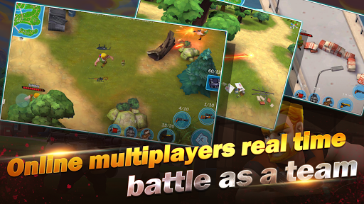 Conflict.io: Battle Royale  Battleground 3.1.3 screenshots 8